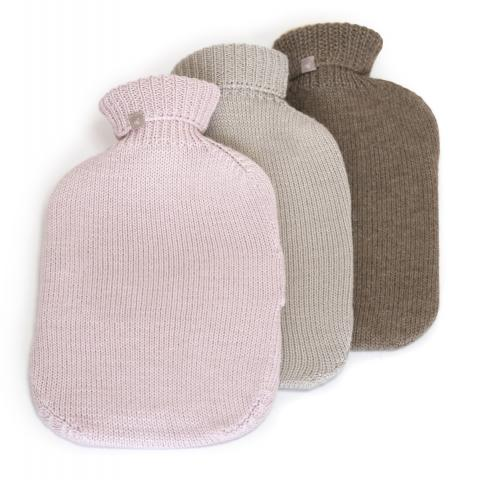 Alpaca hot water bottle cover