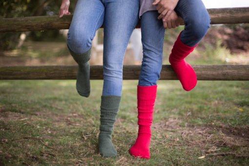 Riding socks