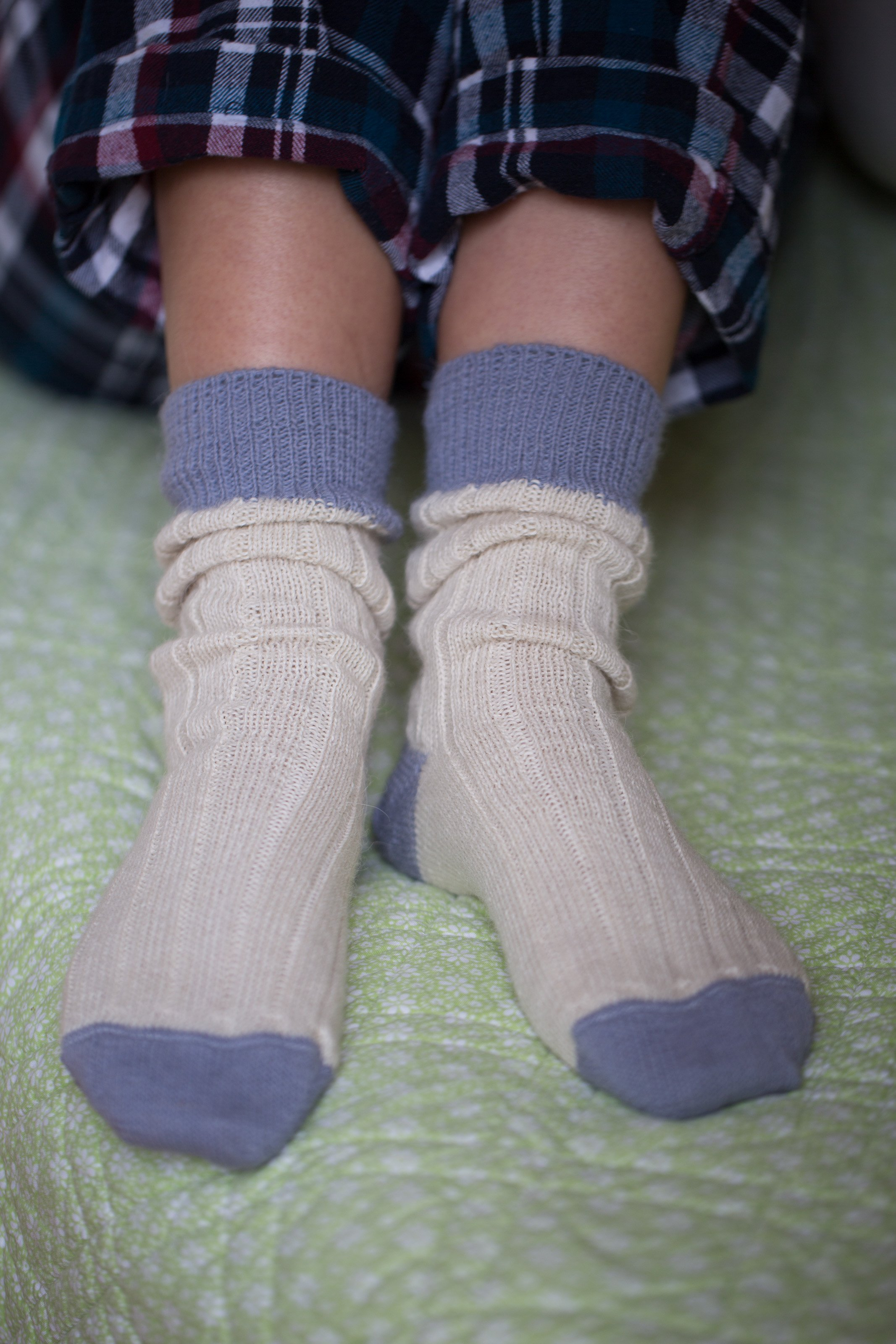 Bed Socks Pure Luxury And Softness Exclusive To Alpaca