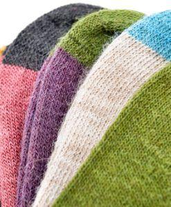 contrast socks