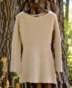 sweater dress 'jeanette'