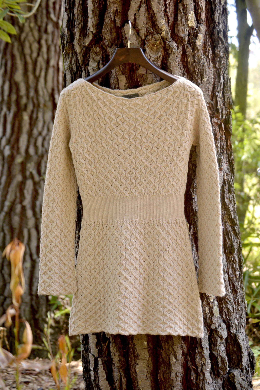 sweater dress 'jeanette'