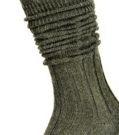 Alpaca country socks
