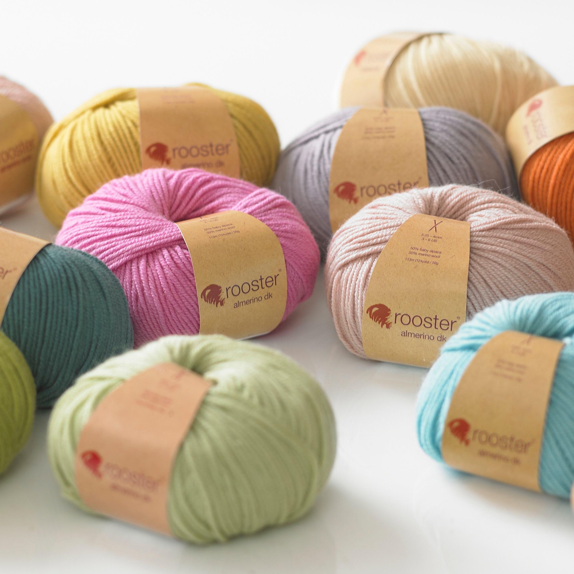 almerino DK yarn