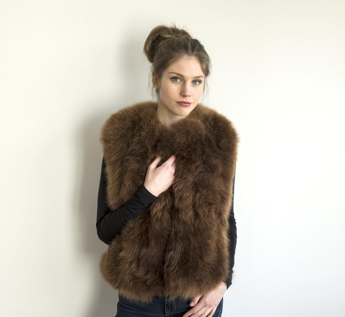 Watch - Fur wear how to gilets video