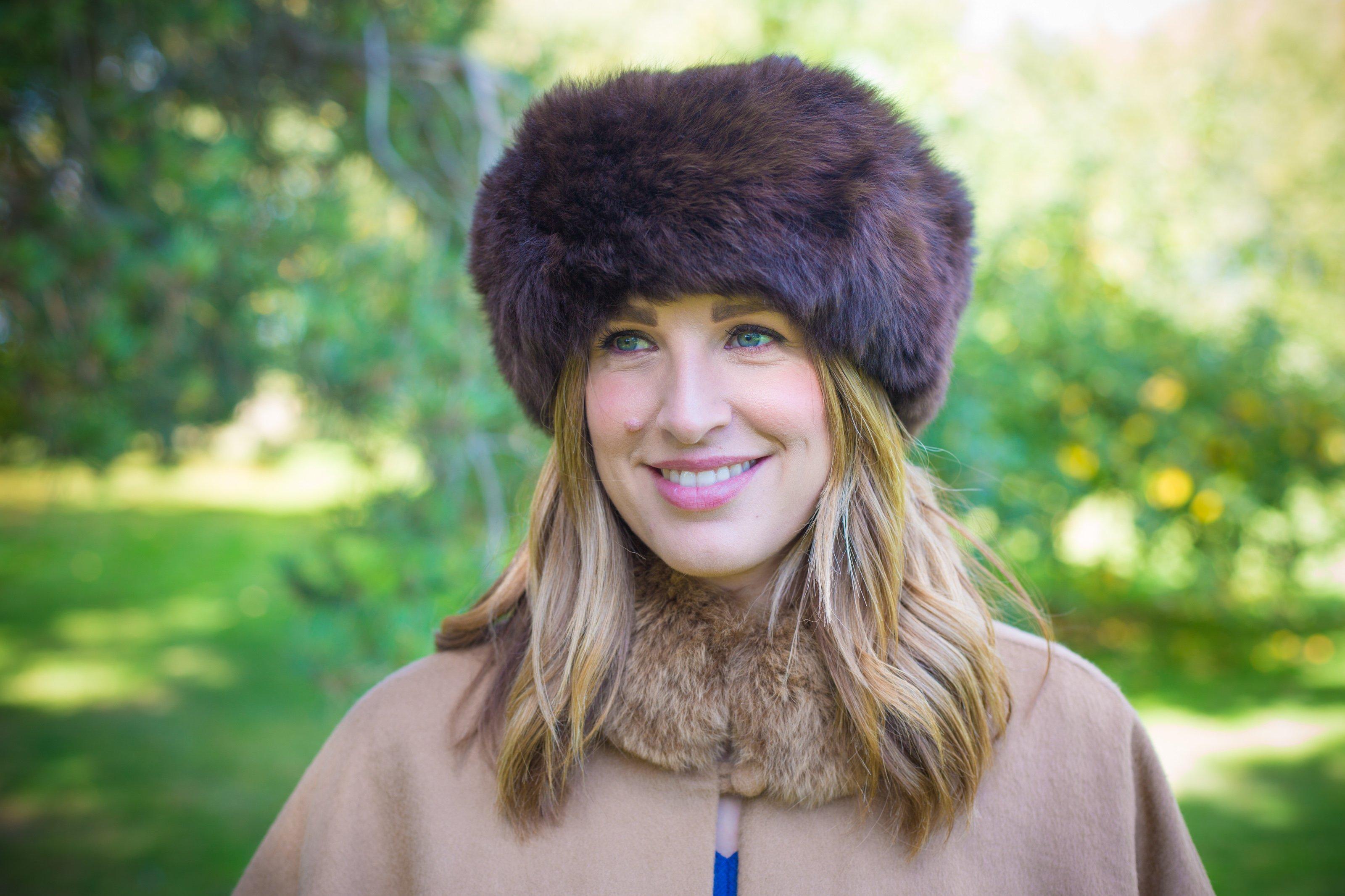 a402e04b9cc Luxury Alpaca Fur Hat - Alpaca Annie