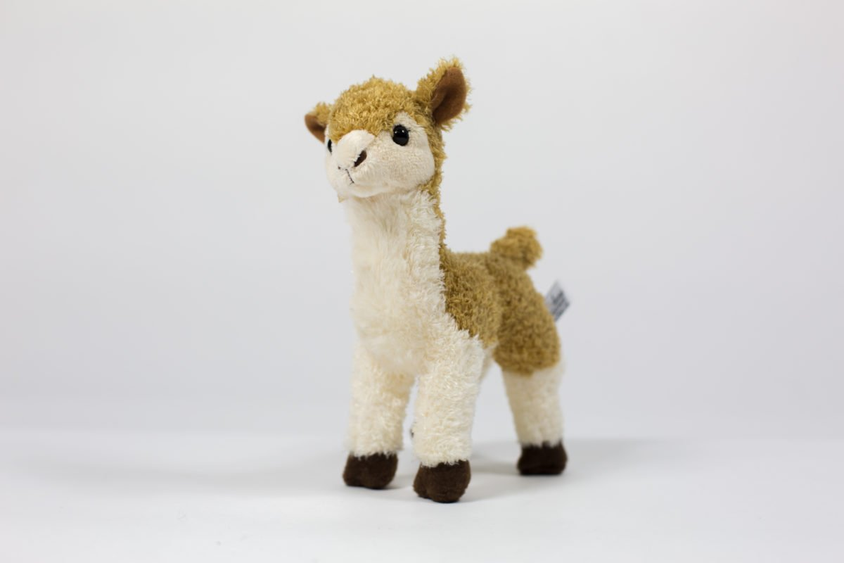 Cuddly Alpaca Toy Young And Old Alike Will Love From
