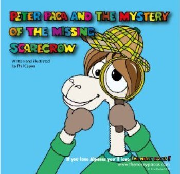 nosey paca story books