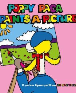 Nosey Paca story book