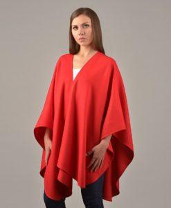 fine knit cape