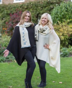 British alpaca scarves