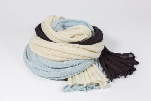 British alpaca scarf