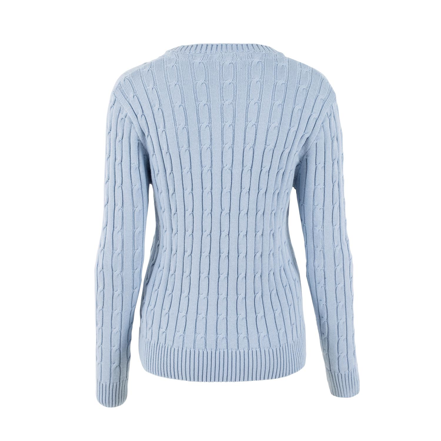 efd601193741 Cotton Cable Jumper - Lightweight, ideal for your summer wardrobe!