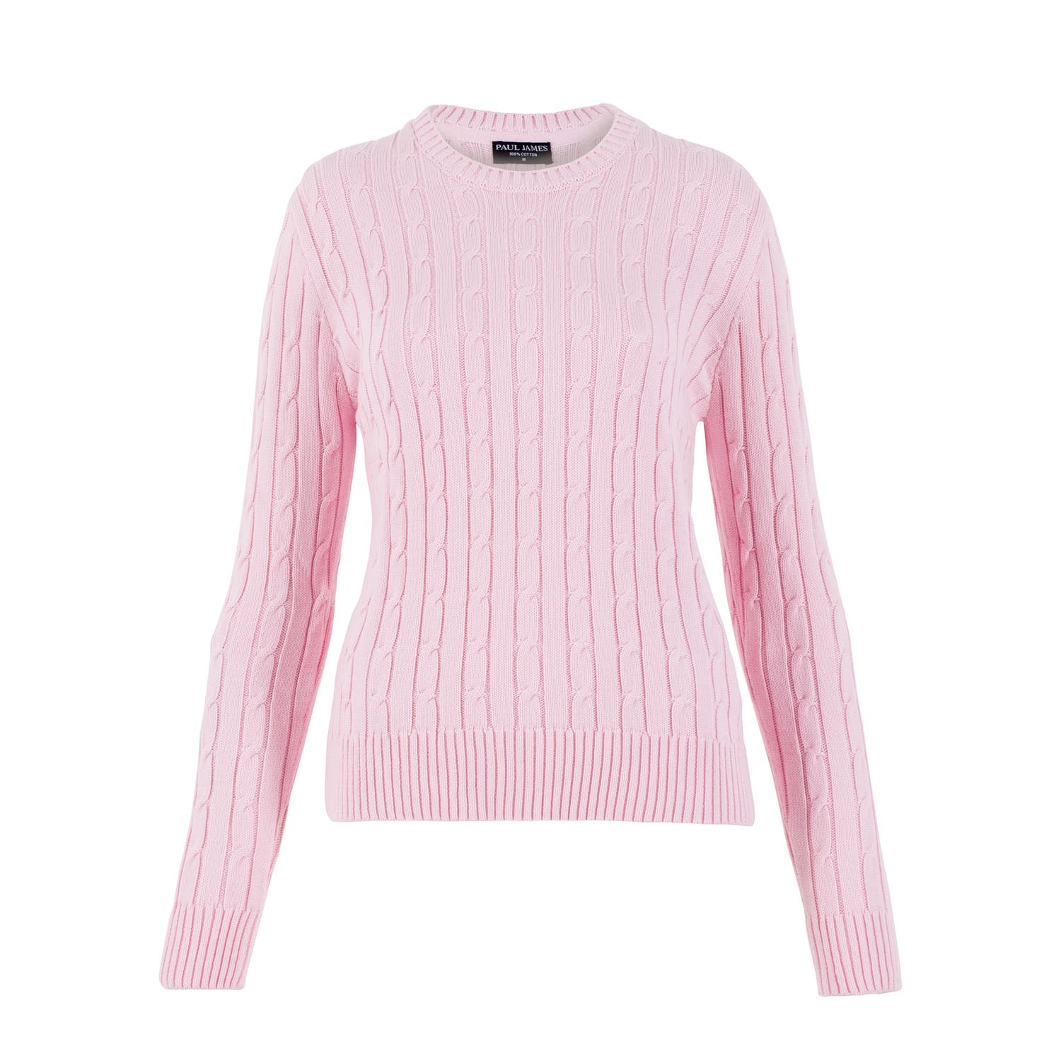 Cotton Cable Jumper Lightweight Ideal For Your Summer