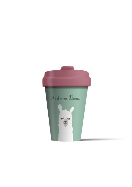Bamboo Cup - Drama Llama
