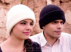 double knit hat